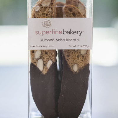 ALMOND-ANISE BISCOTTI