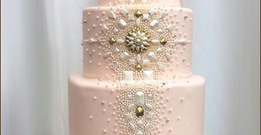 Edible Jewels For Wedding Cakes